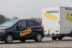 BE Kombination BMW (Automatik) und Anhänger